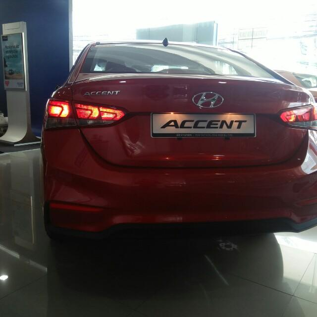 Hyundai Accent New Opportunity start 38K 38K 38K apply Now and feel the comfort of riding/O956-7292251
