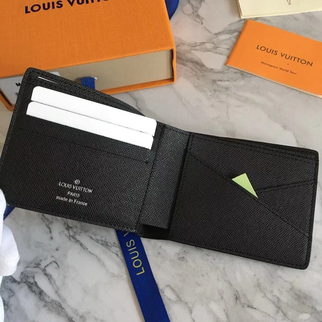 2f1af550db13 LV Wallet, Luxury, Bags & Wallets, Wallets on Carousell