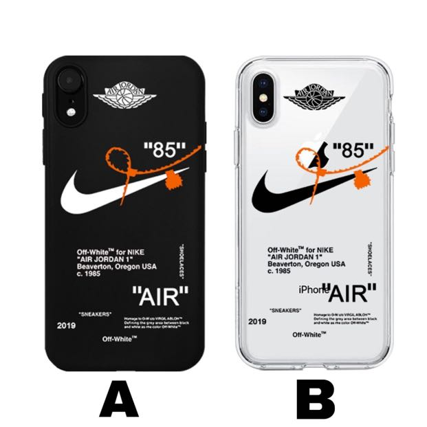 new product d9751 01ae6 Nike Off White Phone Case