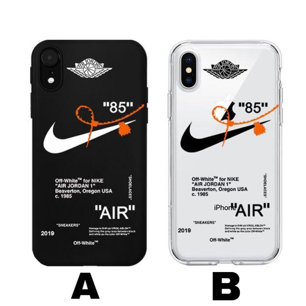 discount shop superior quality huge discount Nike Off White Phone Case, Mobile Phones & Tablets, Mobile ...