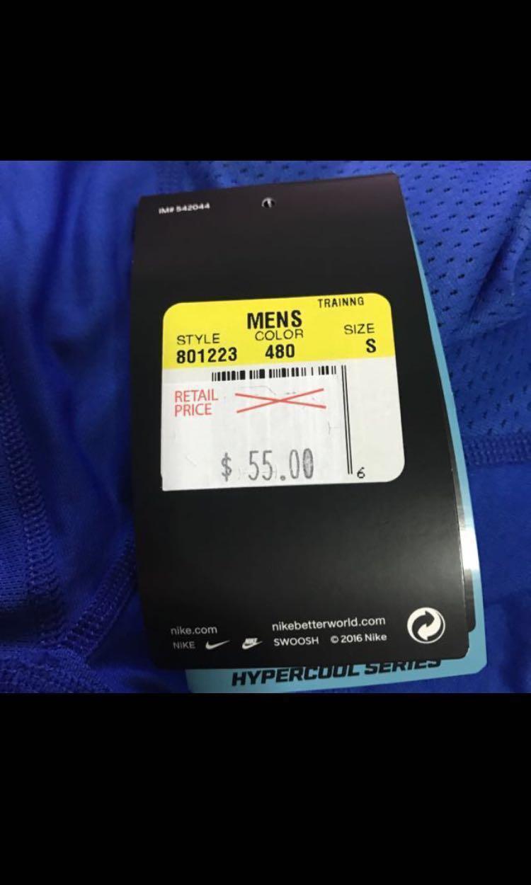 8bebe8aeb9 Nike Pro Hypercool Compression Shorts, Sports, Sports Apparel on ...
