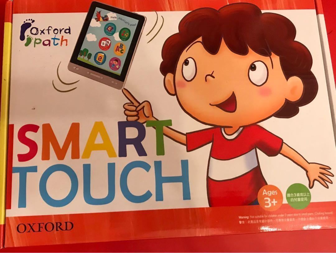 Oxford Path Smart Touch 平板電腦全套