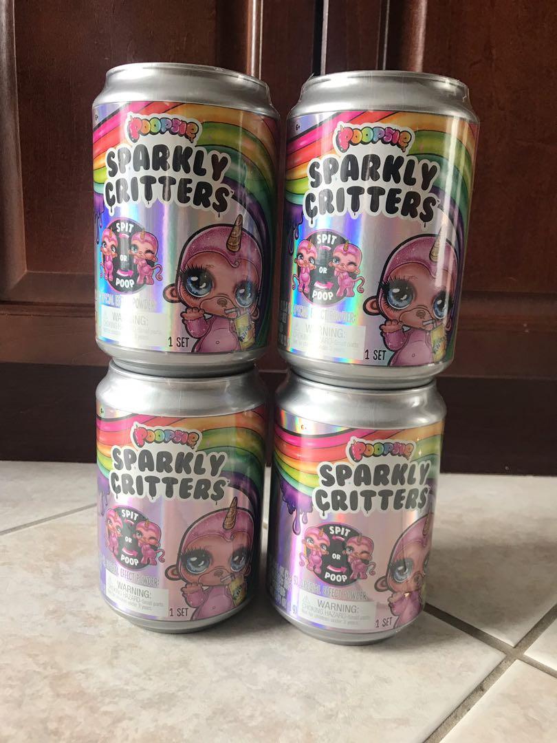 Poopsie Slime Surprise, Cutie Tooties, Sparkly Critters