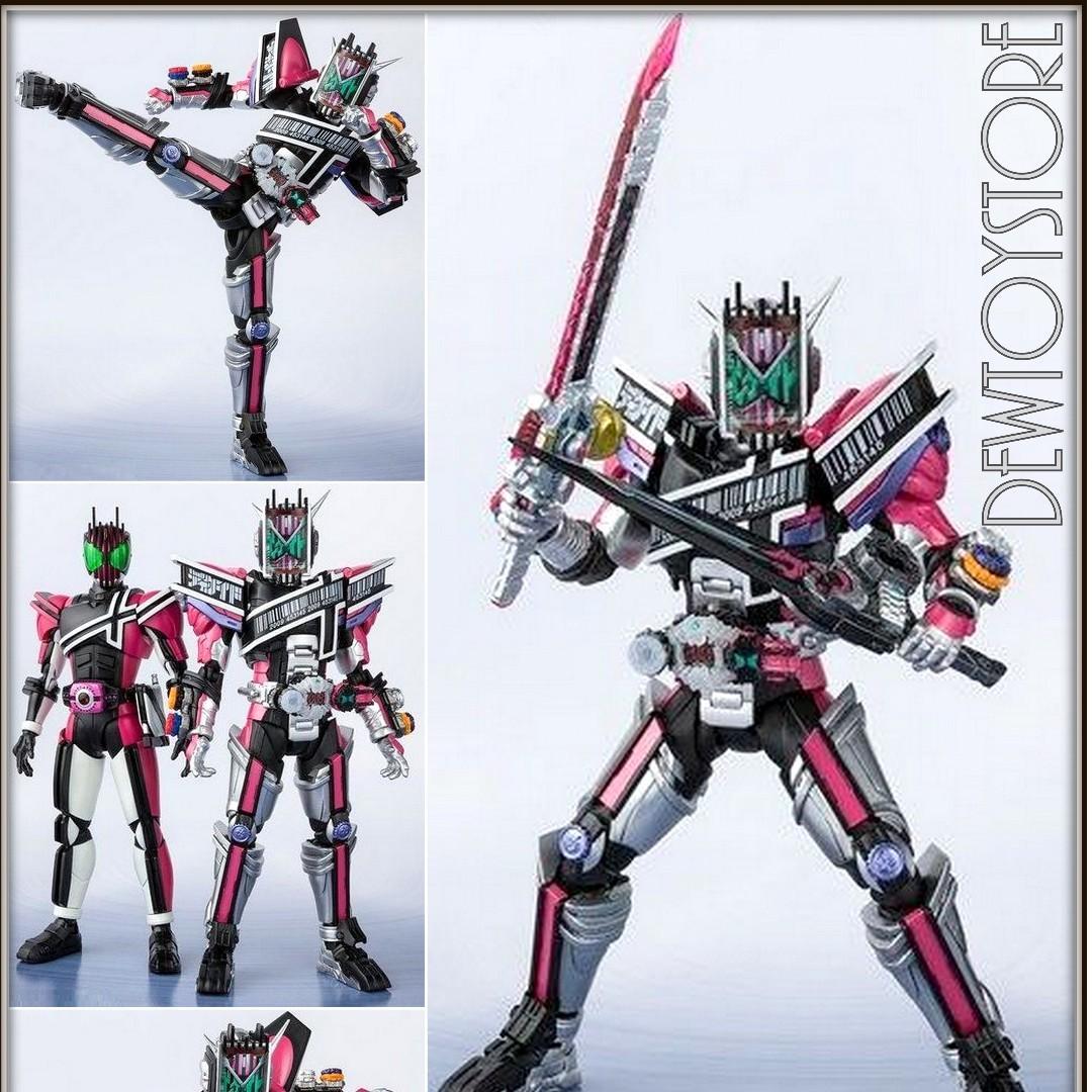 Pre-order] Bandai S H  SH Figuarts SHF Kamen Rider Zi-O