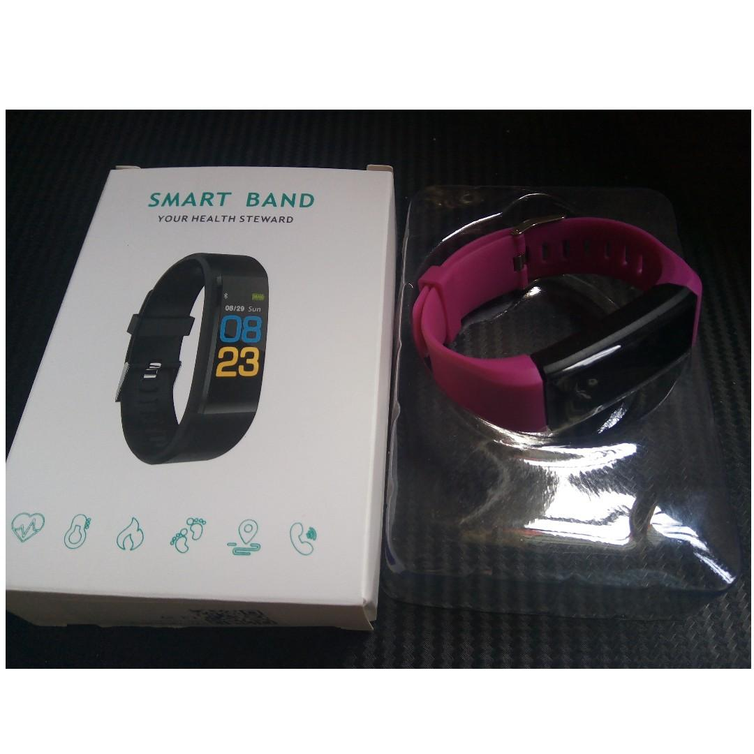 Smart Band, Luxury, Watches on Carousell