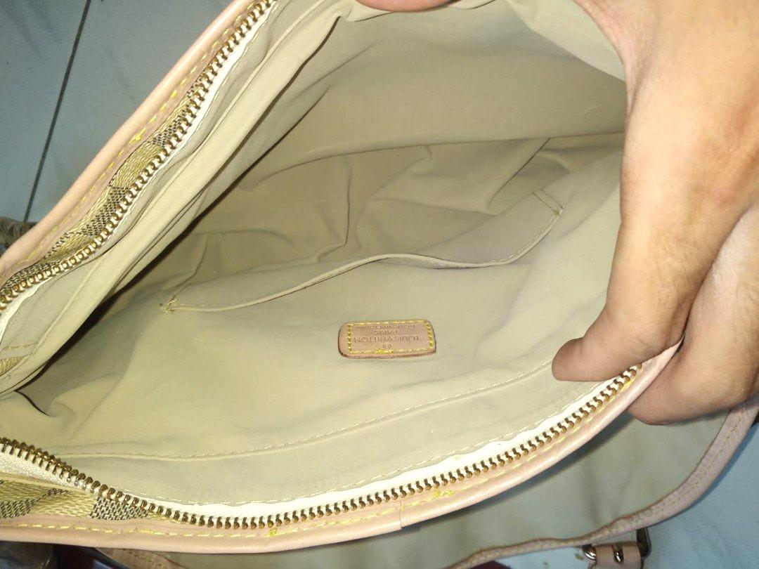 Tas Selempang Louis Vuitton - Mocca Grey