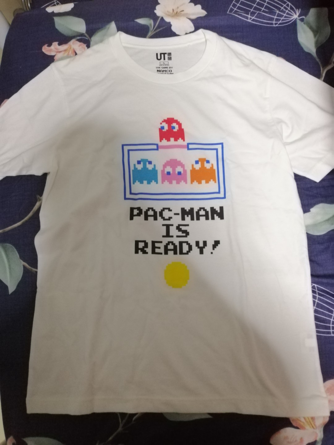 17b40800 The game by Namco Museum Graphic T-shirt, Women's Fashion, Clothes ...