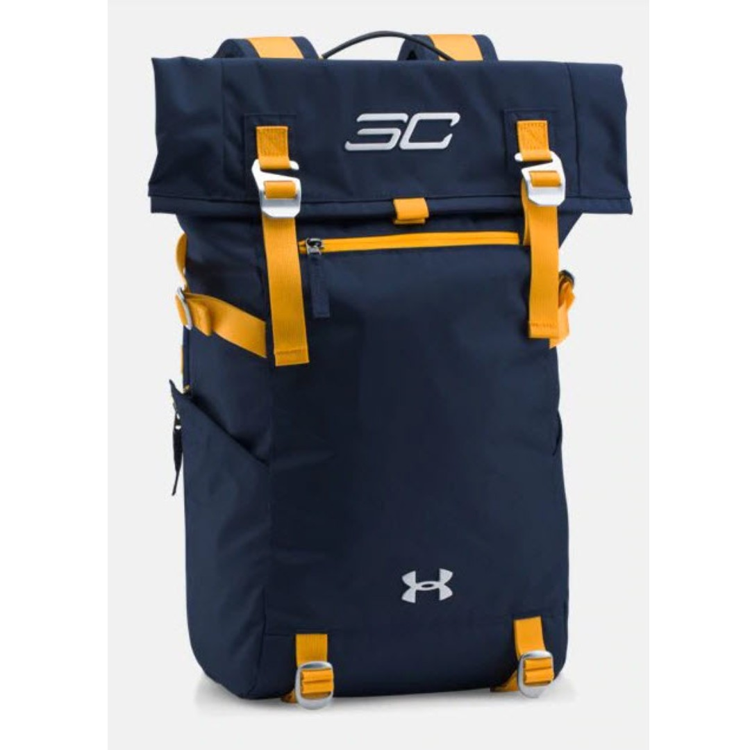 d0a65a2bc89 Under Armour SC30 Signature Rolltop Backpack ( Brand New ), Men's ...