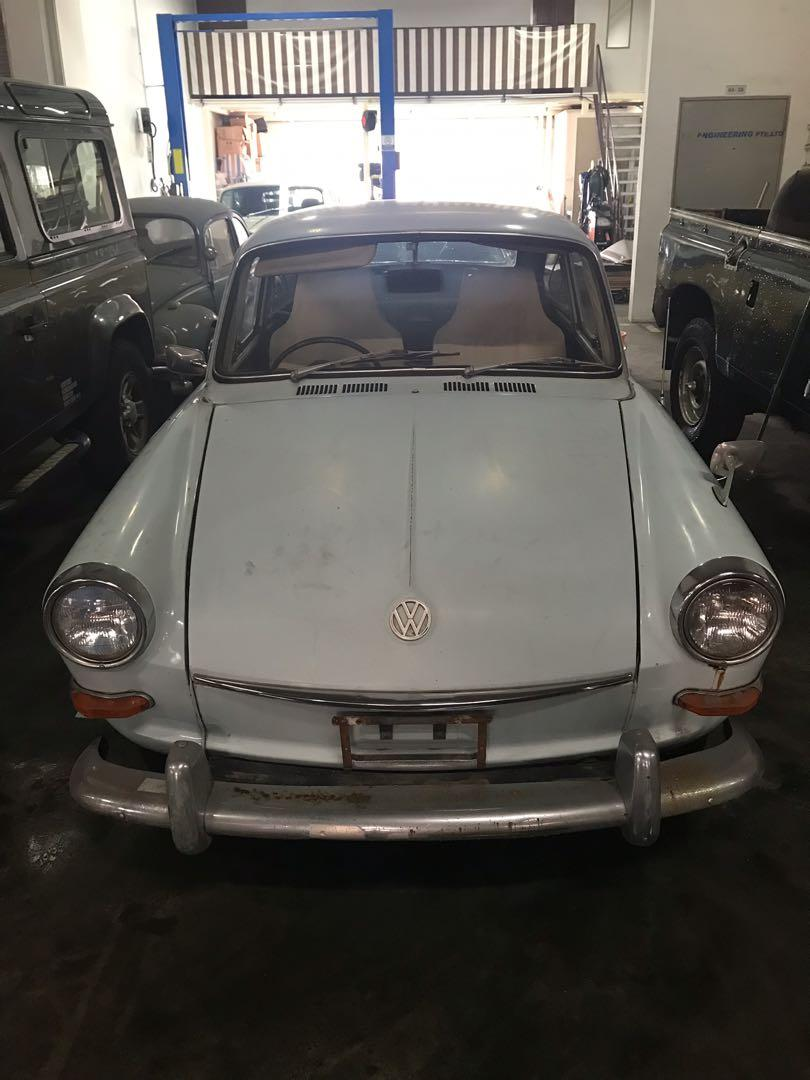 Volkswagen Type 3 Fastback, Cars, Other Vehicles on Carousell