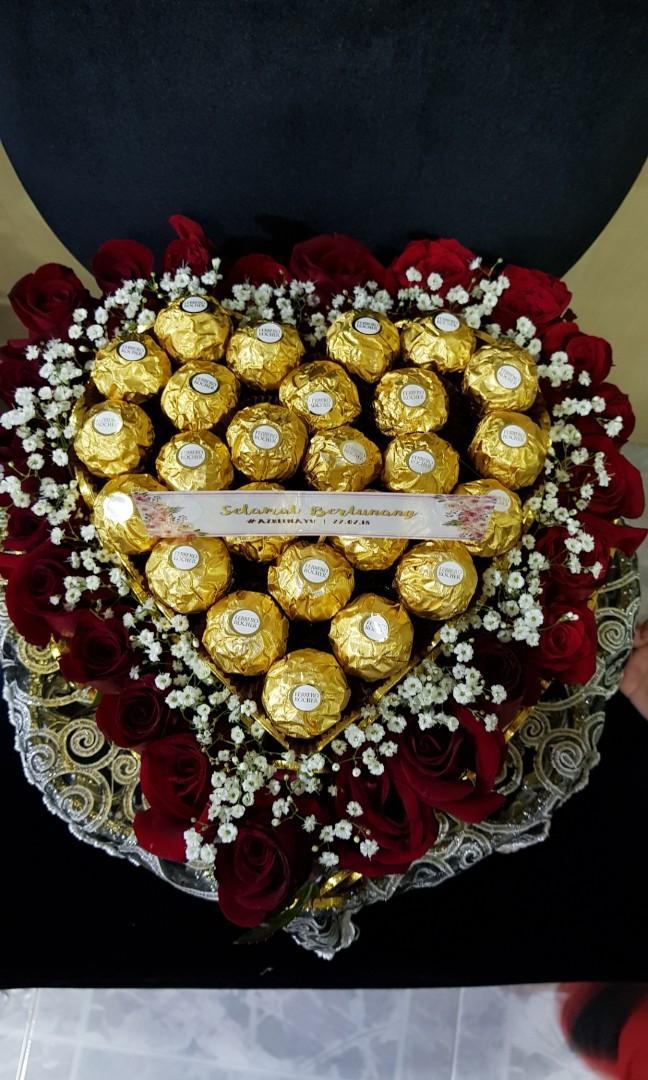 Weddingengagement Exchange Gift Gubahan Hantaran Tunang