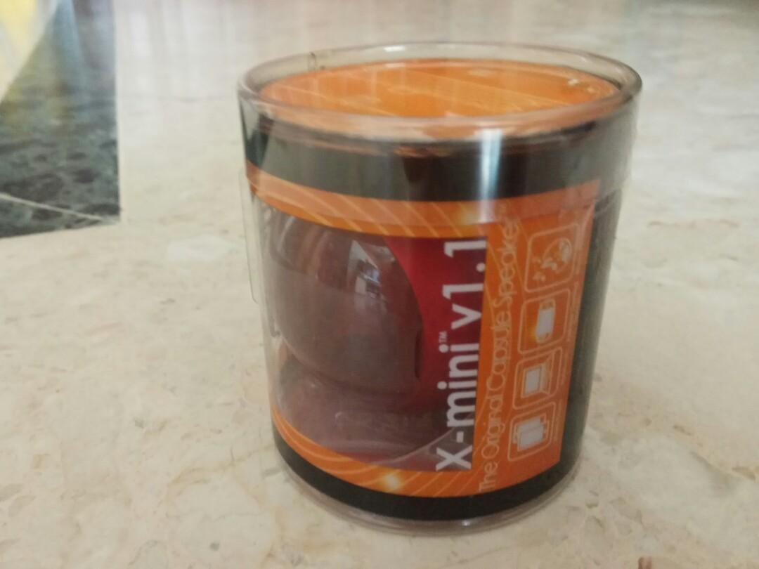 X-mini Original Capsule Speaker