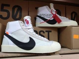 Nike Blazer Offwhite