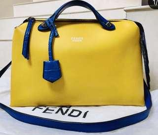 FENDI BYTHEWAY - YELLOW BLUE
