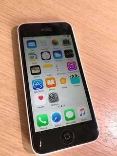 IPhone 5C 16GB No English No make offer and disppear