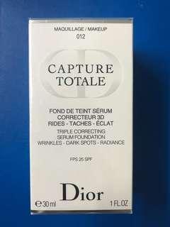 半價Dior foundation 010