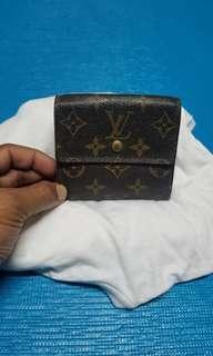 100%authentic lv wallet