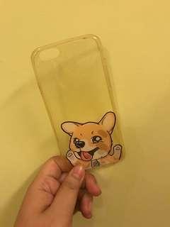 🚚 Iphone6 柯基保護套