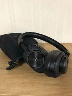 Master & Dynamic MW60 Wireless Headphones 無線耳機