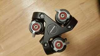 Manfrotto Befree One Hitam LIKE NEW