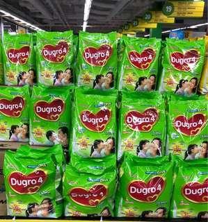 Dugro (3/4/5 Choco/madu/asli) 900g