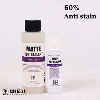 Top sealant /coating / brightener