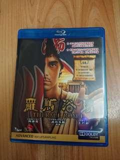 Blu-ray 羅馬浴場 香港正版 中文字幕
