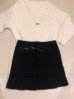 🚚 近全新XING 小黑裙