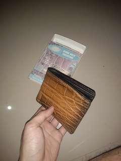 Dompet kulit original