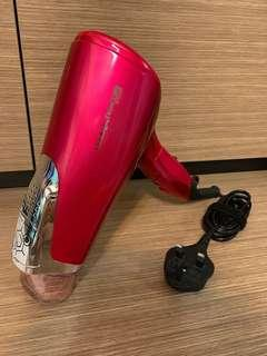 🚚 Nobby by Tescom NTCD41 Hair Dryer Ion + Collagen
