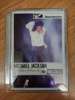 DVD Michael Jackson 1992 The Dangerous Tour