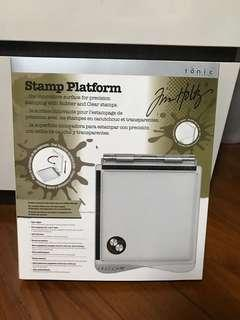 🚚 Tim Holtz Stamp Platform
