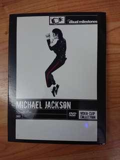 DVD Michael Jackson Number One 2003