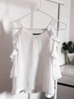 Forever 21 Flowy Blouse