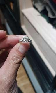 Diamond ring 1.54carat