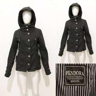 Pendora wool winter coat / jacket