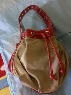 Authentic Ninewest Bucket Bag