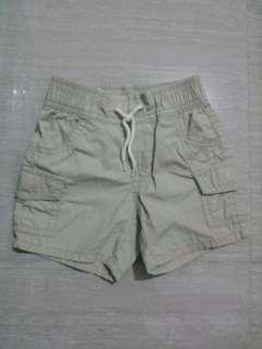 Gap cargo shorts 6-12 months