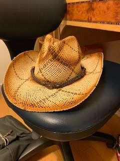🚚 加拿大購回編織牛仔帽