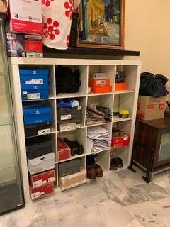 Ikea Bookshelf (White)