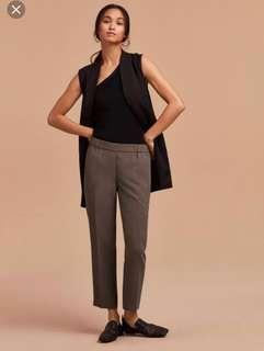 Aritzia Wilfred Darontal Pant (size 2)