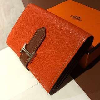 #MILAN02 真品💯 Hermes Bearn Card Case Wallet | 卡片包 咭片包 名片袋