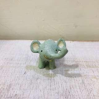 🚚 日本療癒小物、擺飾-小象