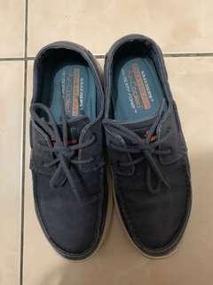 🚚 Skechers 男休閒鞋