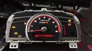 Custom Meter civic fd