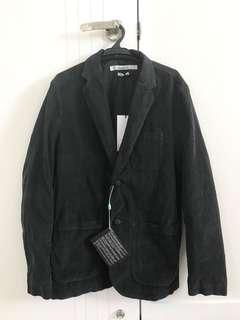 New!! Italian black blazer jacket