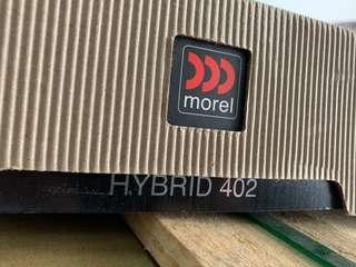 Morel Hybrid 402