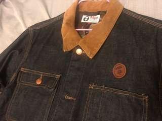 Aape 第一代牛仔外套