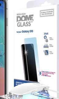 🚚 Whitestone dome glass S10/S10Plus