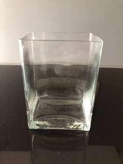 Petit Glass Vase
