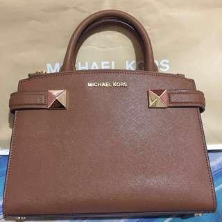 4b3320378ca807 Michael Kors Karla Bag Small. Michael Kors Karla Bag Small. PHP 6,500. Brand  New Authentic MK ...